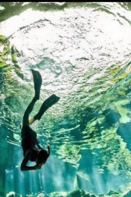 teljänneito_diving