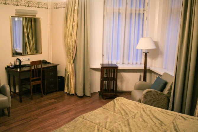 11 hotel Arthur houne