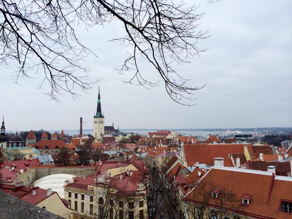 Elämys Tallinnassa